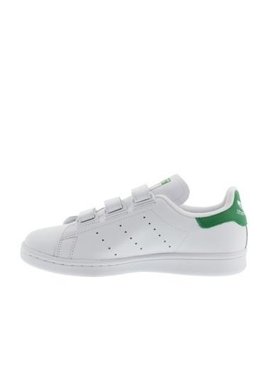 adidas Erkek Stan Smith  Sneakers S75187 Beyaz